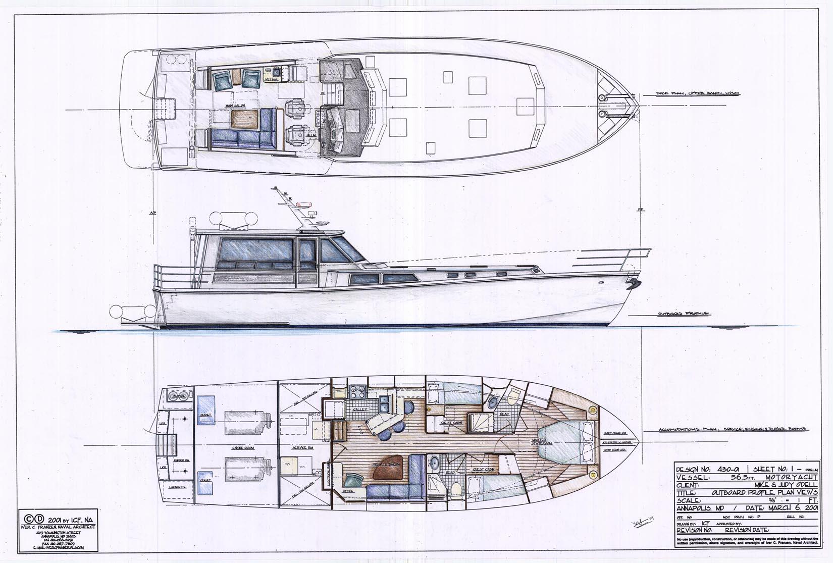 Photo Album Pilot Cruiser - Naval architecture schools